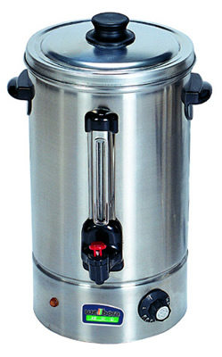 Commercial 100l Hot Water Dispenser 304 Stainless Steel