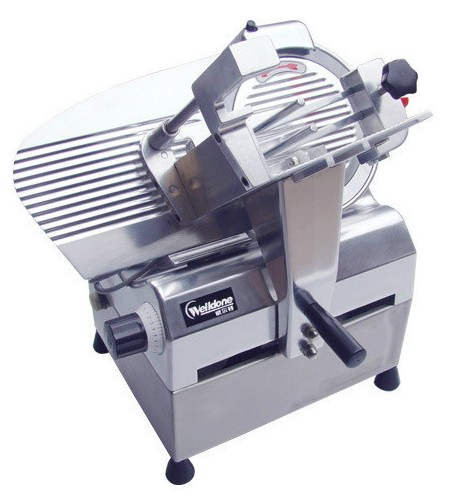 full-automatic meat slicing machine