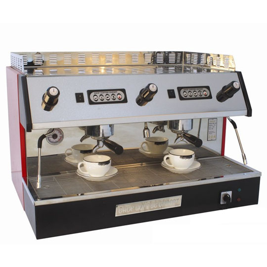 Italian coffee machine user-friendly control