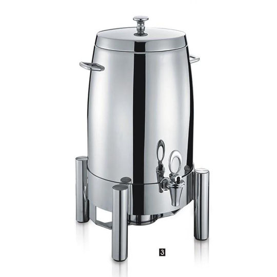 Stainless steel deluxe electric Hot coffee urn