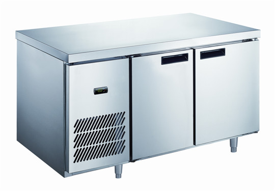 Refrigerated workbench Platform refrigerator