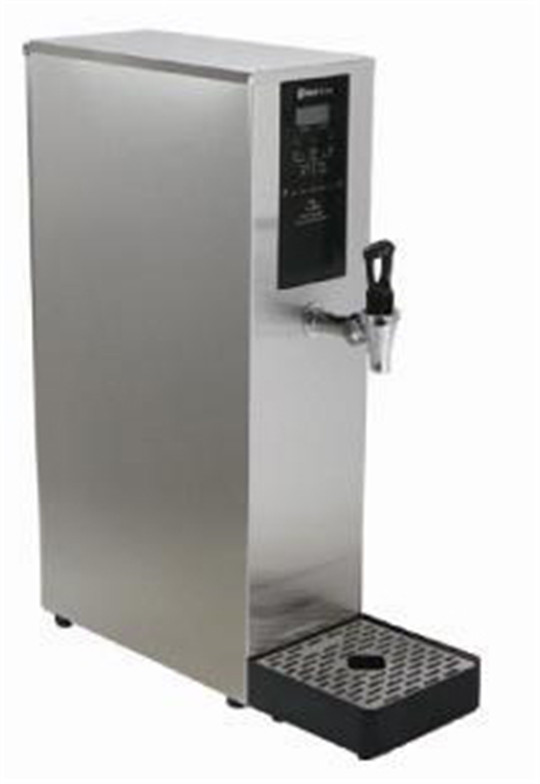Bar hot water dispenser LCD computer control 10L water boiler