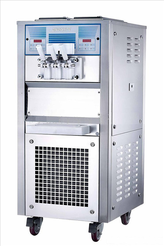 stainless steel Yogurt ice cream machine with CE GS certification
