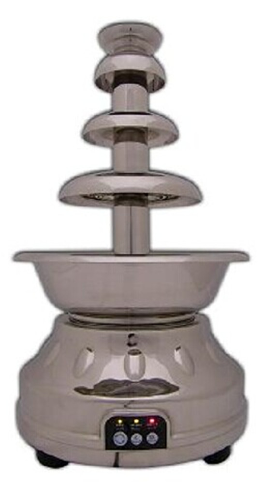 Stainless Steel Chocolate fountain Commercial chocolate fondue fountain