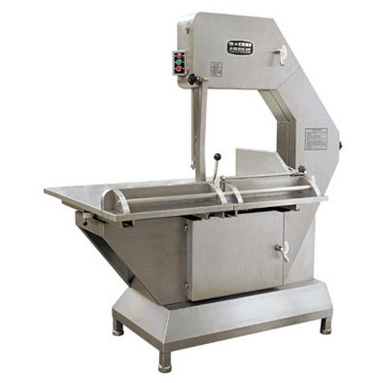 Fish and Meat Band Saw CE approval  Bond Cutting Machine China Supplier