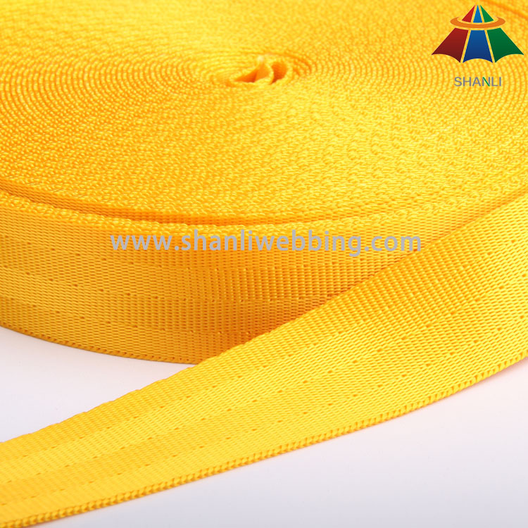 High Strength Polyester Webbing for Safety Belt