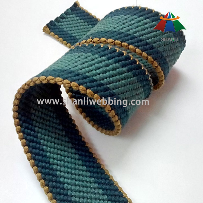 4cm Thickened Polyester Cotton Webbing