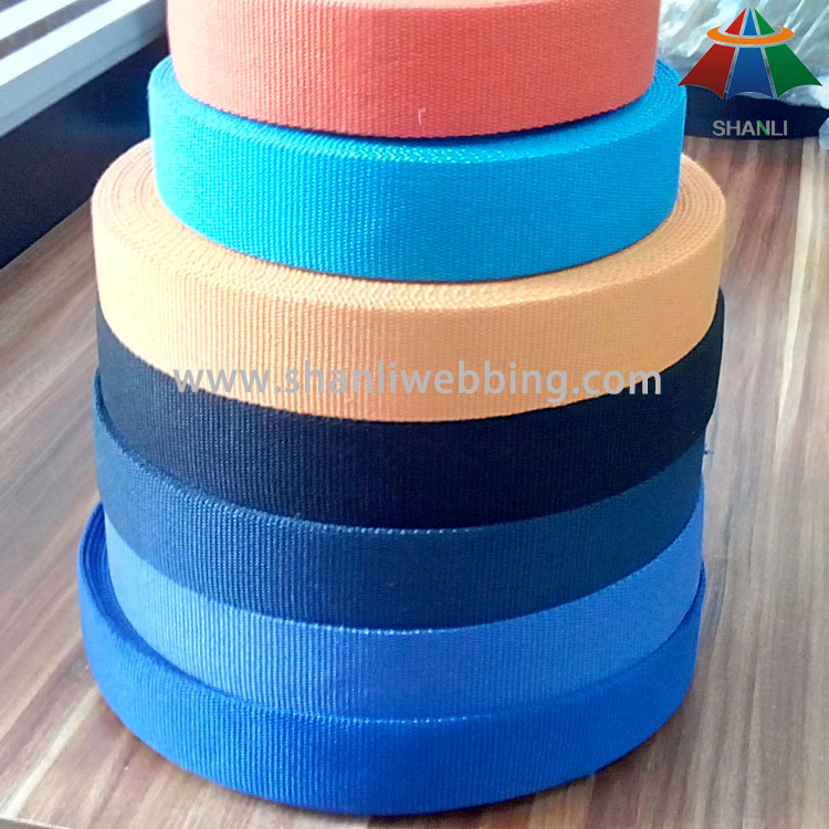 high quality polyester cotton webbing