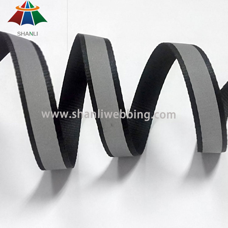 16mm Polyester Reflective Webbing