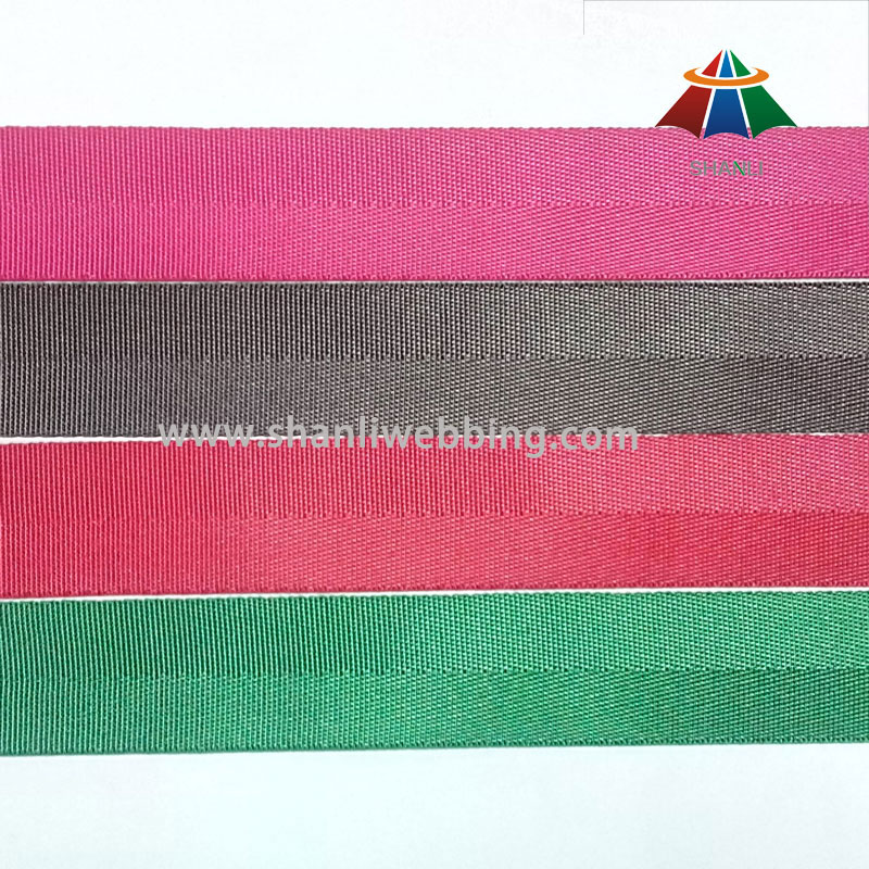 High Quality Herringbone Nylon Webbing For Binding Tape
