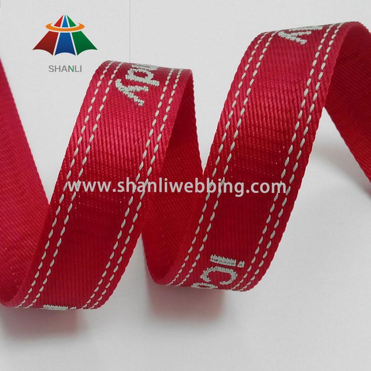 3cm nylon jacquard webbing