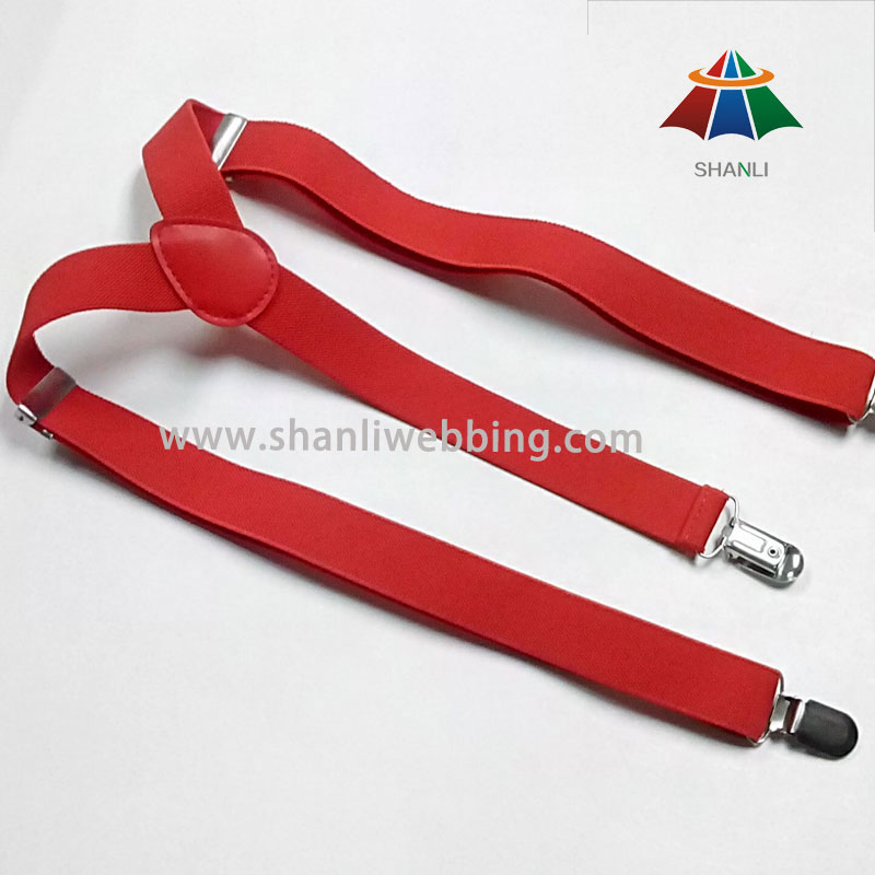 Red Suspender Belt, Women Suspender
