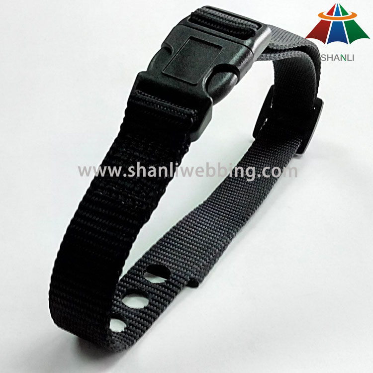 Best Price Hot Sale Black Nylon Dog Collar, Cat Collar   Collar for Dog