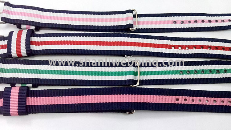 Wholesale Watch Strap, Nylon Watch Strap   22mm Watch Strap