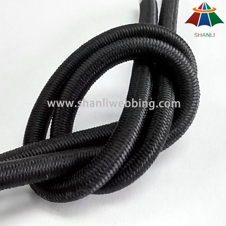 6mm Elastic Jump Rope, Elastic Bungee Cord for Exercise