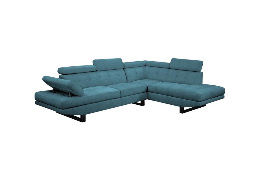 Linen 2 Piece Sectional Sofa L.A08