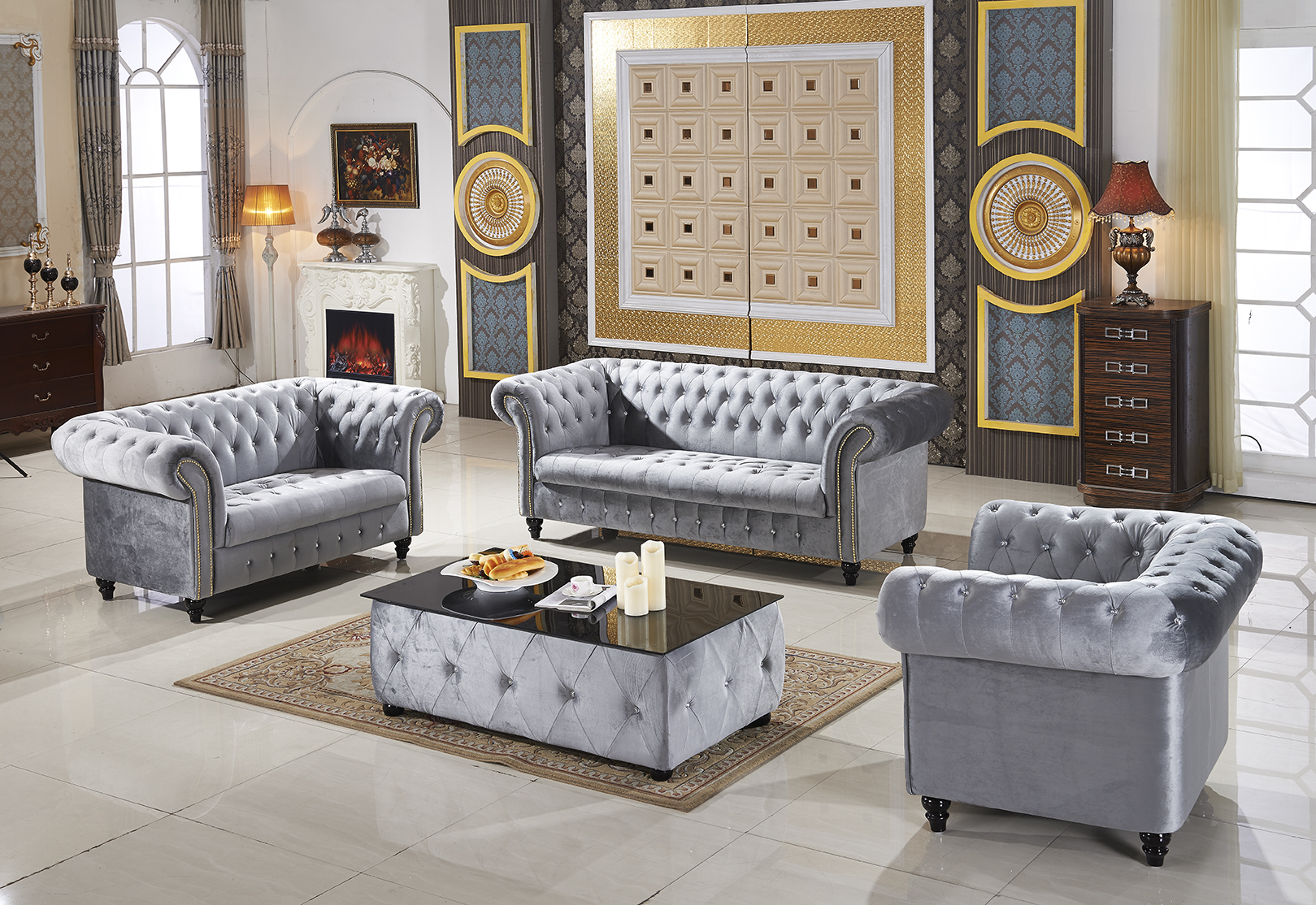 Chesterfield Sofa Sets 25 Best Chesterfield Sofas To In 2017 TheSofa