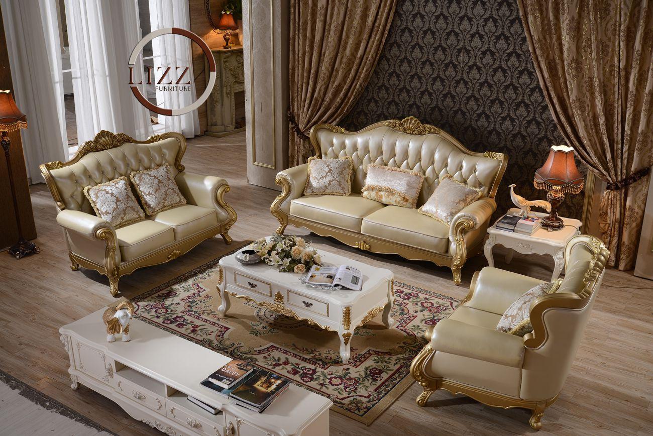Amazing Royal Furniture Royal Sofa Set Y1507