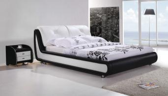 Holborn Italy Leather Bed L. H8067