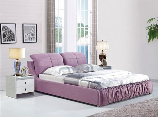 Malaysia Modern Fabric Bed B831