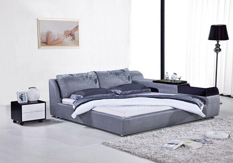 Malaysia Modern Fabric Bed B8333