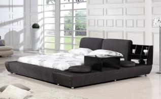 American Style Modern Fabric Bed L. B8036