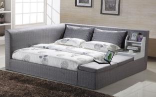 Modern Bedroom Double Bed L. B8327