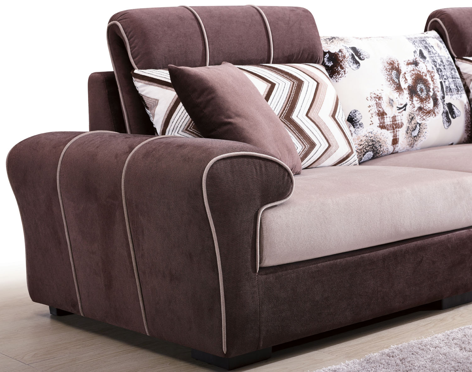 Modern Simple Fabric Couches L.AF527