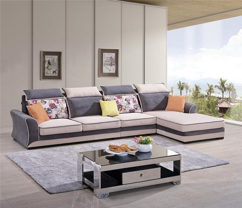 Lebanon Modern Fabric Sofa L. Af533