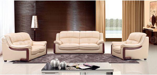 Otobi Furniture Office Leather Sofa