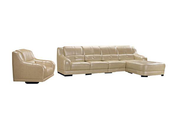 Leather Corner Sofa for Sale