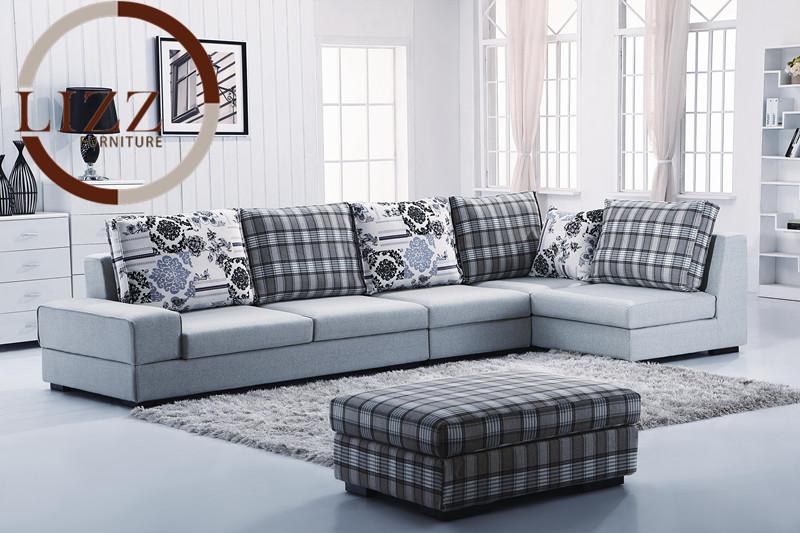 Vietnam Fabric Sofa L.B.1009