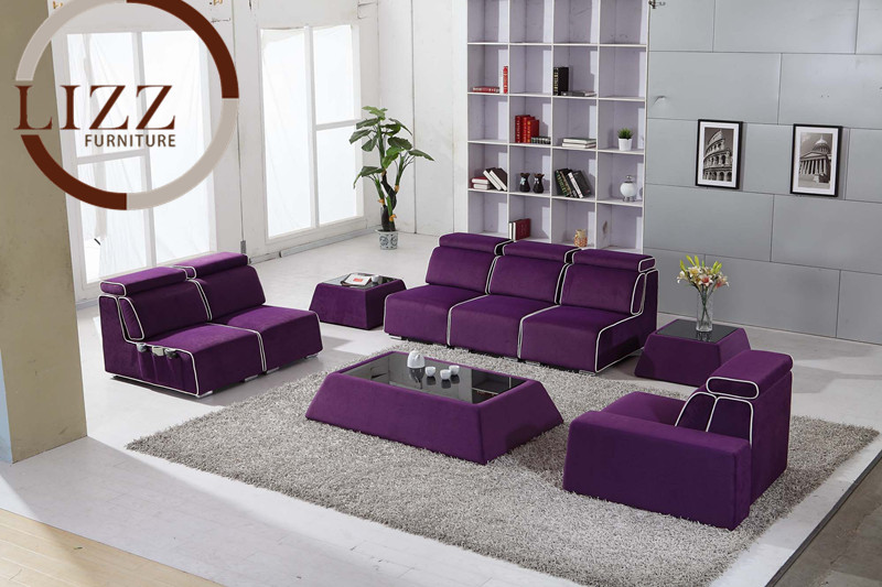 2015 Furniture Sofa Fabric L.AF080