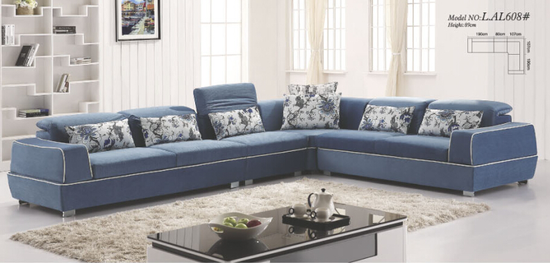 Furniture New Porduct Sofa L.AL608