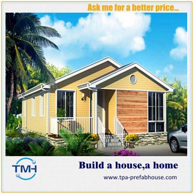 Corrosion Resistant Modular Prefab Villa Home