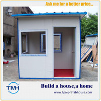TPA-B6 Guard Booth/Parking Booth/Ticket Booth
