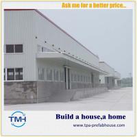 Galvanized Light Steel Structures Building/Workshop