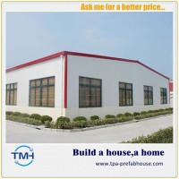 Prefab Steel Frame Structure Workshop
