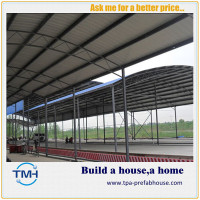 Light Steel Frame Roofing