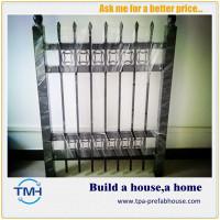TPA-F17 Powder Coated Baking Finish Fence