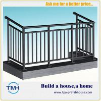 TPA-F14 Galvanizeo Zinc Balcony Guardrail