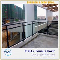 TPA-F12 Safety Glass Balcony Guardrail