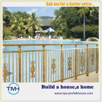 TPA-F11 Coated Frame Metal Fence
