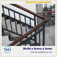 TPA-H1 Interior Moden Design Steel Stair Handrail