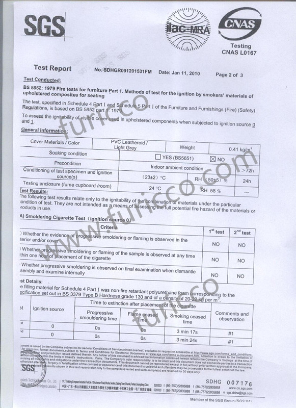 BS5852  test report-2