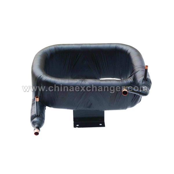 Coaxial heat exchanger-0