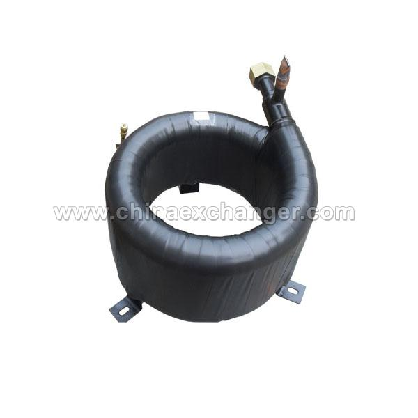 ns Coaxial heat exchanger-circular