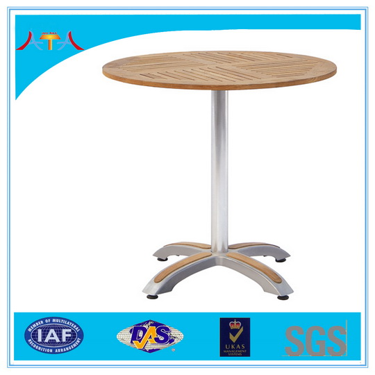 Outdoor Restaurant Dining Table And Chair AT-8016   restaurant dining table
