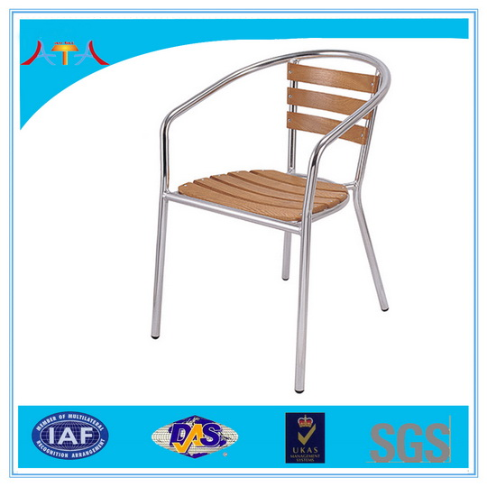 New Outdoor Cast Aluminum Furniture Sets AT-8014   PAOLA METAL PATIO CHAIR