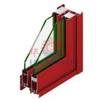 72A Series Aluminium Sliding window Profile (Single Glass)